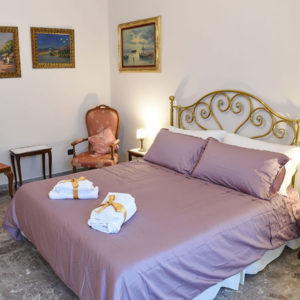 Panda Bed&Breakfast Salerno - interno camera