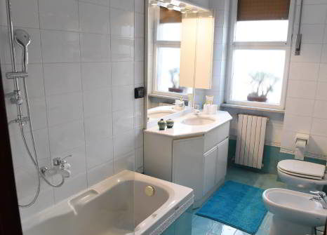 Bed & breakfast salerno - bagno